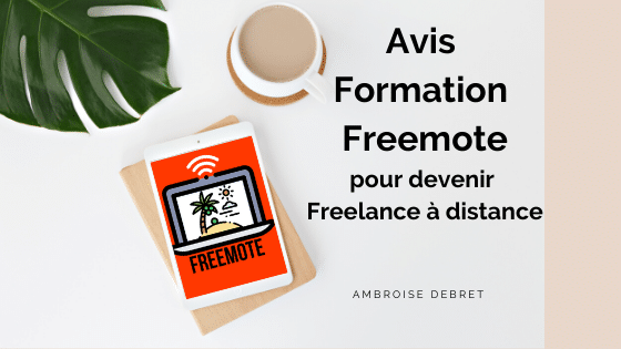 avis formation freemote devenir freelance