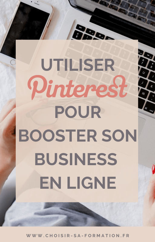 pinterest pour booster son business